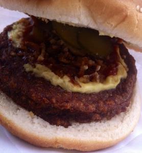 't Patatje - Bicky burger